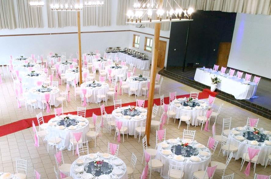 Vallée Verte, Salle de mariage et fête à Yaoundé